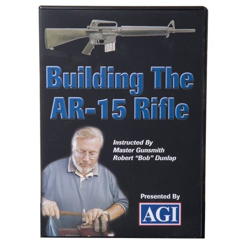 Building the AR-15 Rifle