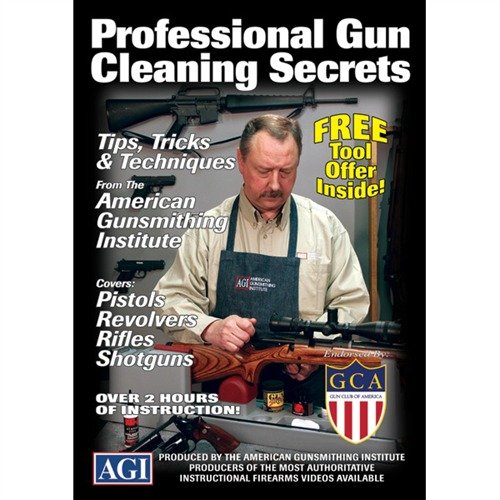 Professional Gun Cleaning