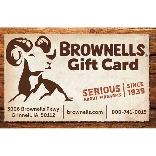 BROWNELL EMAIL GIFT CARD