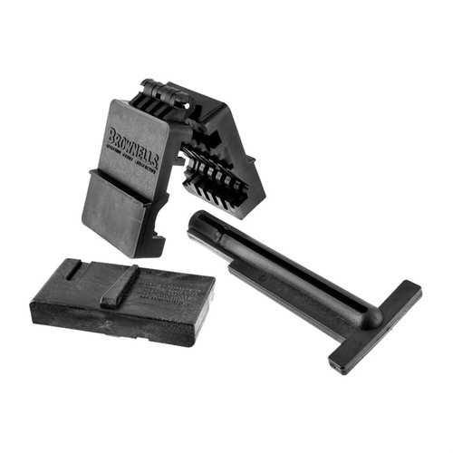 Action Block & Lower Vise Block Set