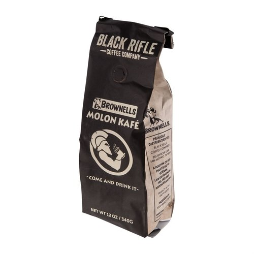 Molon Kafe Medium Roast Ground Coffee 12oz.