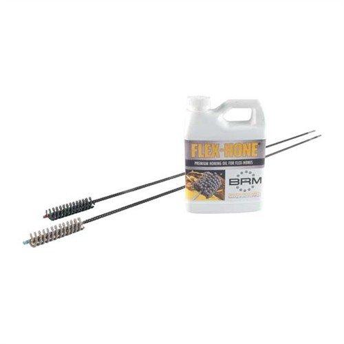 800 Grit Pack of 1 Aluminum Oxide Brush Research 00053 Shotgun Barrel Flex-Hone 20 Gauge