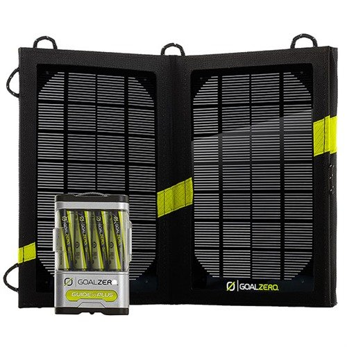 Guide 10 Plus Solar Recharging Kit
