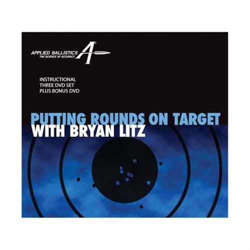 Putting Rounds on Target with Bryan Lits DVD