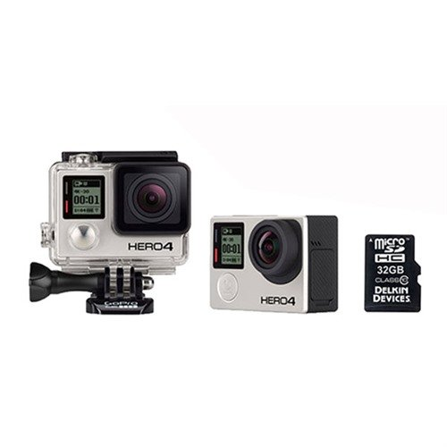 GoPro Hero4 Black Starter Bundle