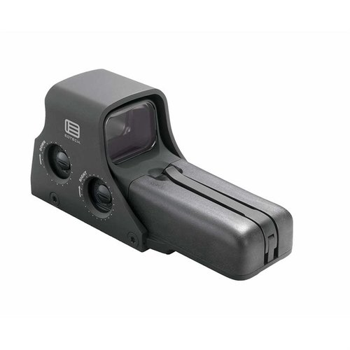 512 Holographic Weapon Sight 65 MOA Ring w/1 MOA Dot