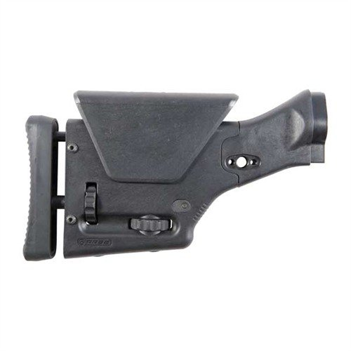 H&K 91 PRS Stock Collapsible BLK