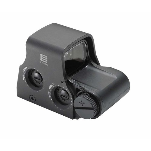 XPS3-0 Weapon Sight, 65 MOA ring w/single 1 MOA Dot