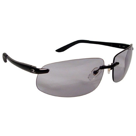 Smoke Eclipse RXT Shooting Glasses Black