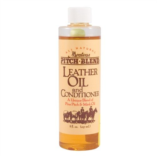 Leather Oil, 8 oz.