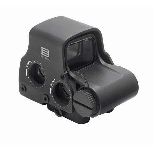 EXPS3-4 Weapon Sight, 65 MOA Ring w/ (4) 1 MOA Dots