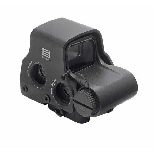 EXPS2-2 Weapon Sight, 65 MOA Ring w/ (2) 1 MOA Dots