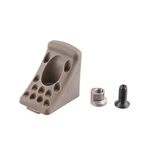 Keymod Handstop Assembly Polymer Flat Dark Earth