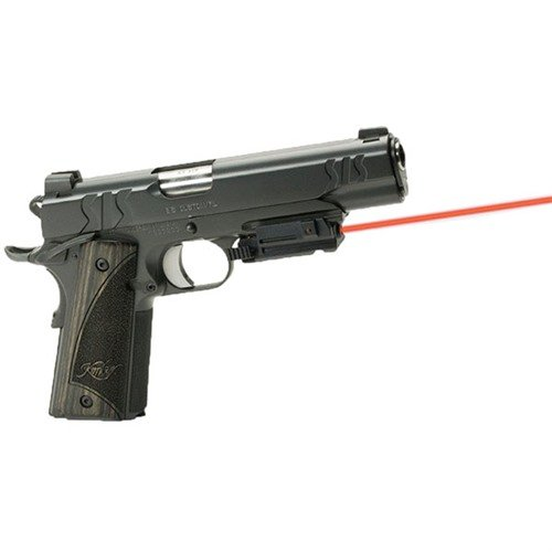 UNI-MAX Red Rail Mounted Laser
