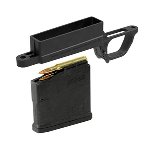 Bolt Action Magazine Well Hunter 700L Standard Black