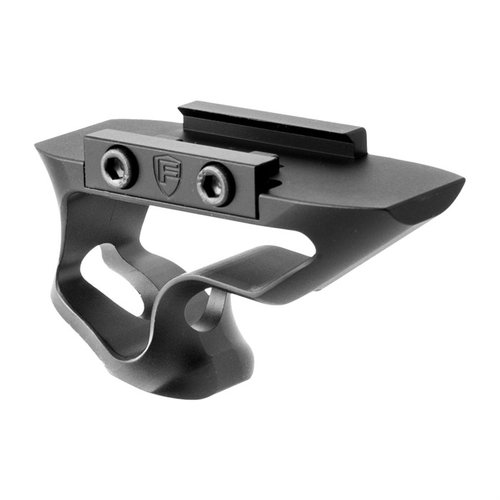 Shift Short Angled Grip Picatinny