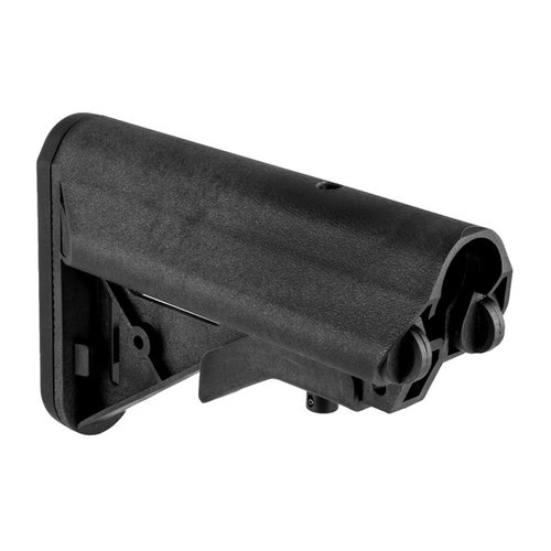 Government Issue SOPMOD Stock Collapsible Mil-Spec BLK