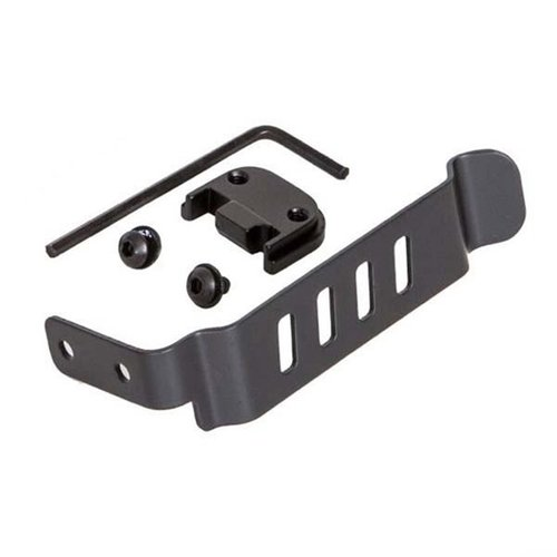Ambidextrous Gun Belt Clip for Glock® 17/19/ 22-28/ 30S-36
