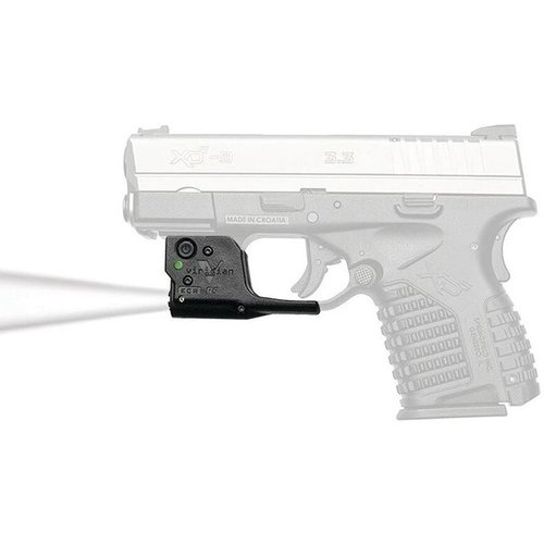 Springfield XDS Reactor TL G2 Tactical Light W/Holster