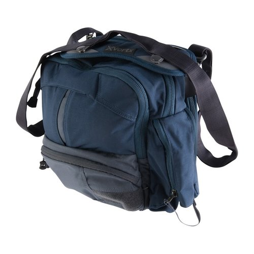 EDC Essential Bag-Midnight Navy & Smoke Grey