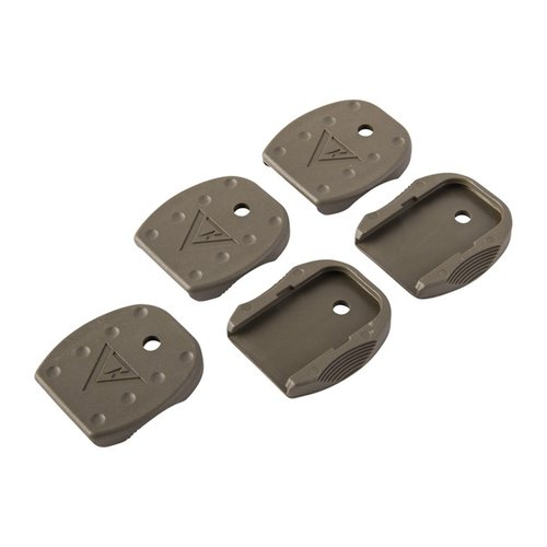 Tactical Magazine Floor Plates for Glock™, OD