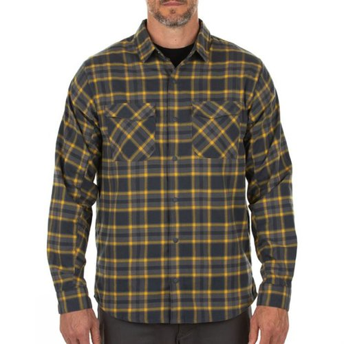 Logger Flannel Woven Shirt India Ink XX-Large