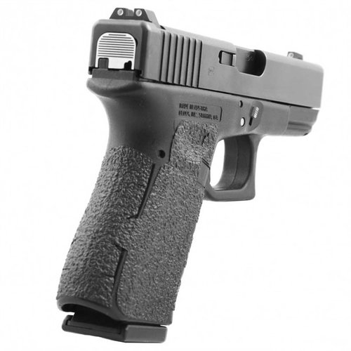 Grip Rubber Black for Med GEN 4 Glock® 19,23,25,32,38
