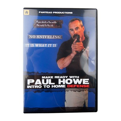 Make Ready with Paul Howe-Home Defense