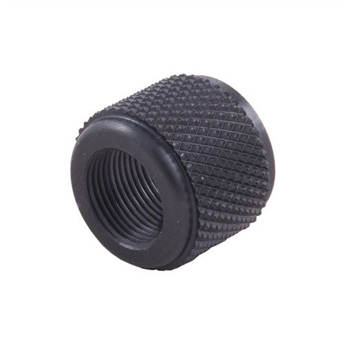 Thread Protector 1/2-28 Black