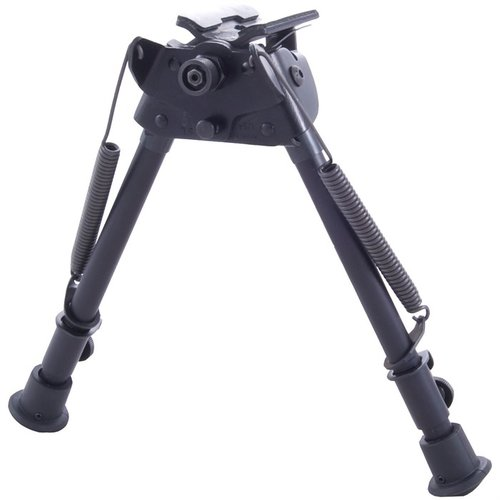 "S-L Bipod Sling Swivel Mount 9-13"" Black"