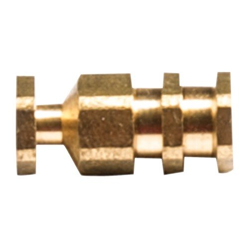 HK91 Threaded Insert Gold Brass