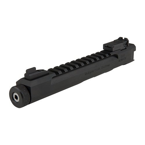 "LLV Competition Upper Receiver 4.5"" TS Black"