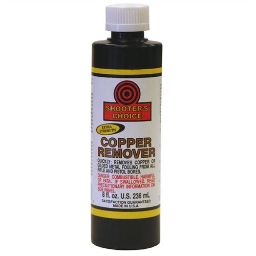 8 oz. Shooters Choice Copper Remover