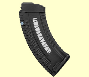ULTIMAG 30 Round AK-47 Polymer Window Magazine